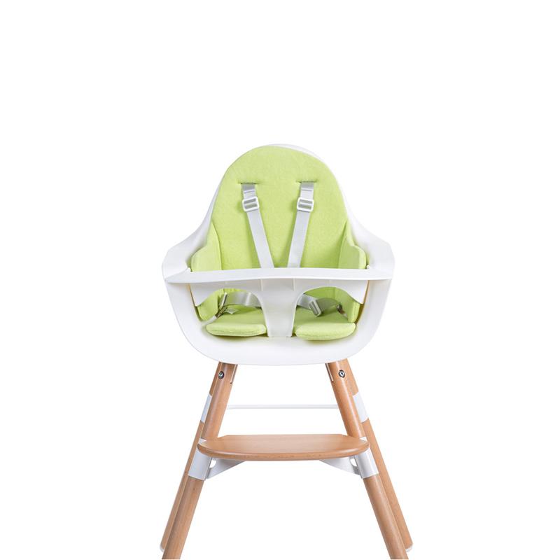 Pernuta tricot Lime pentru scaun de masa Evolu2