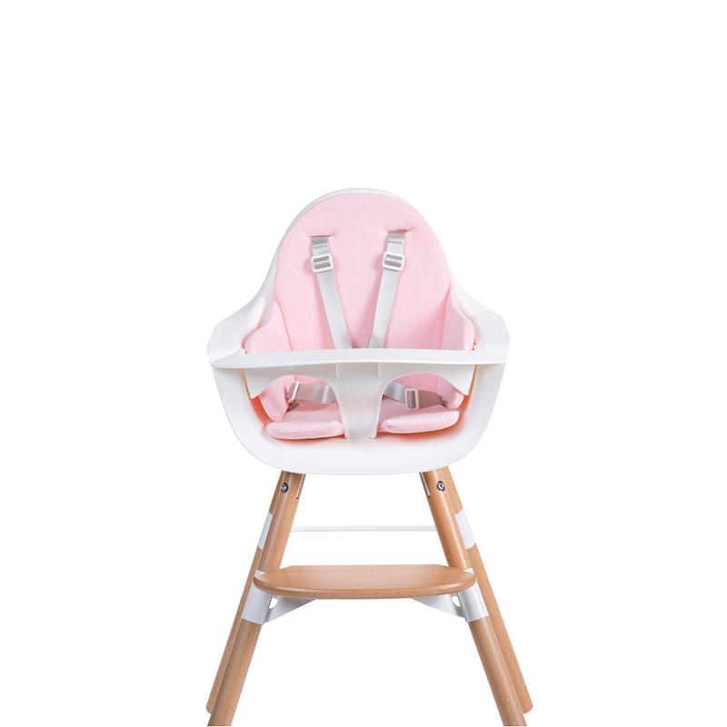Pernuta tricot Old Pink pentru scaun de masa Evolu2