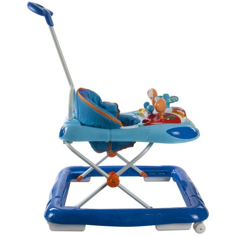 Premergator cu control parental Sun Baby Super Car Albastru