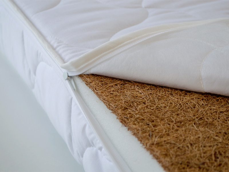 Saltea fibra Cocos MyDreams 115x55x8 cm