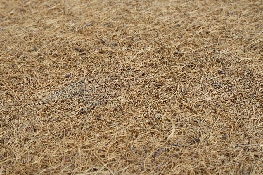 Saltea fibra de cocos integral 105x70x6 cm
