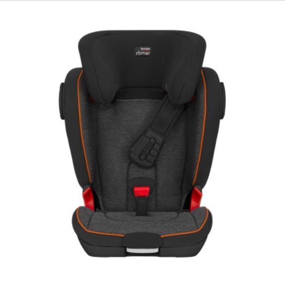 Scaun auto Kidfix II XP SICT Black Series Black Marble Romer 2018