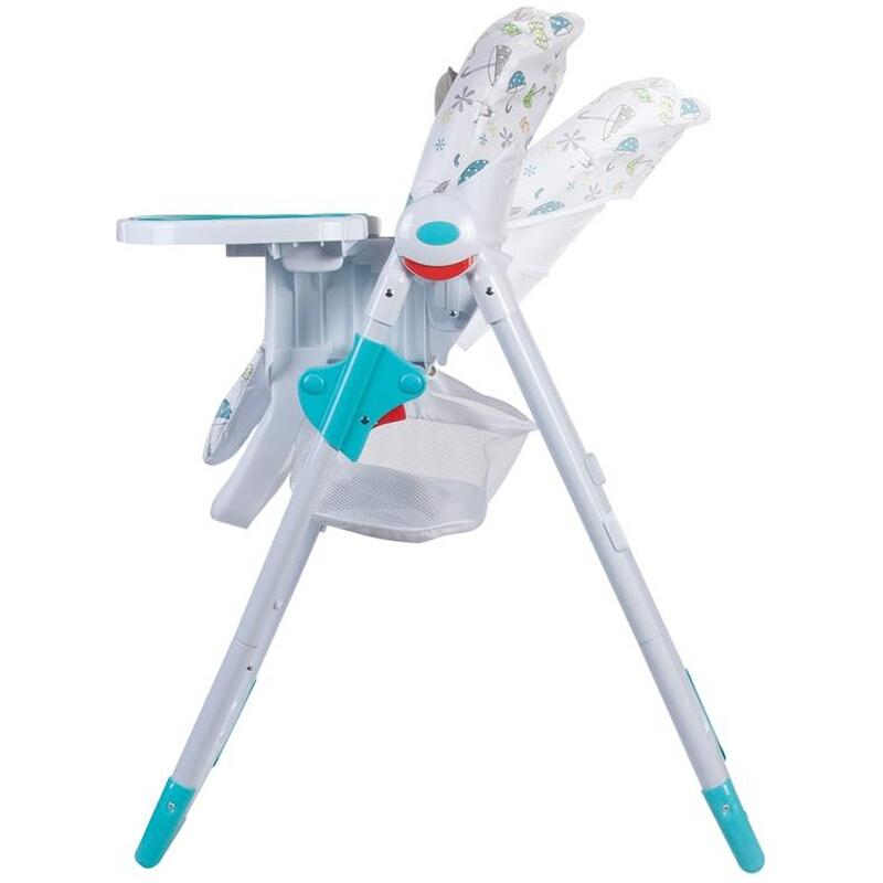 Scaun de masa Sun Baby Best Meals Umbrella Turcoaz
