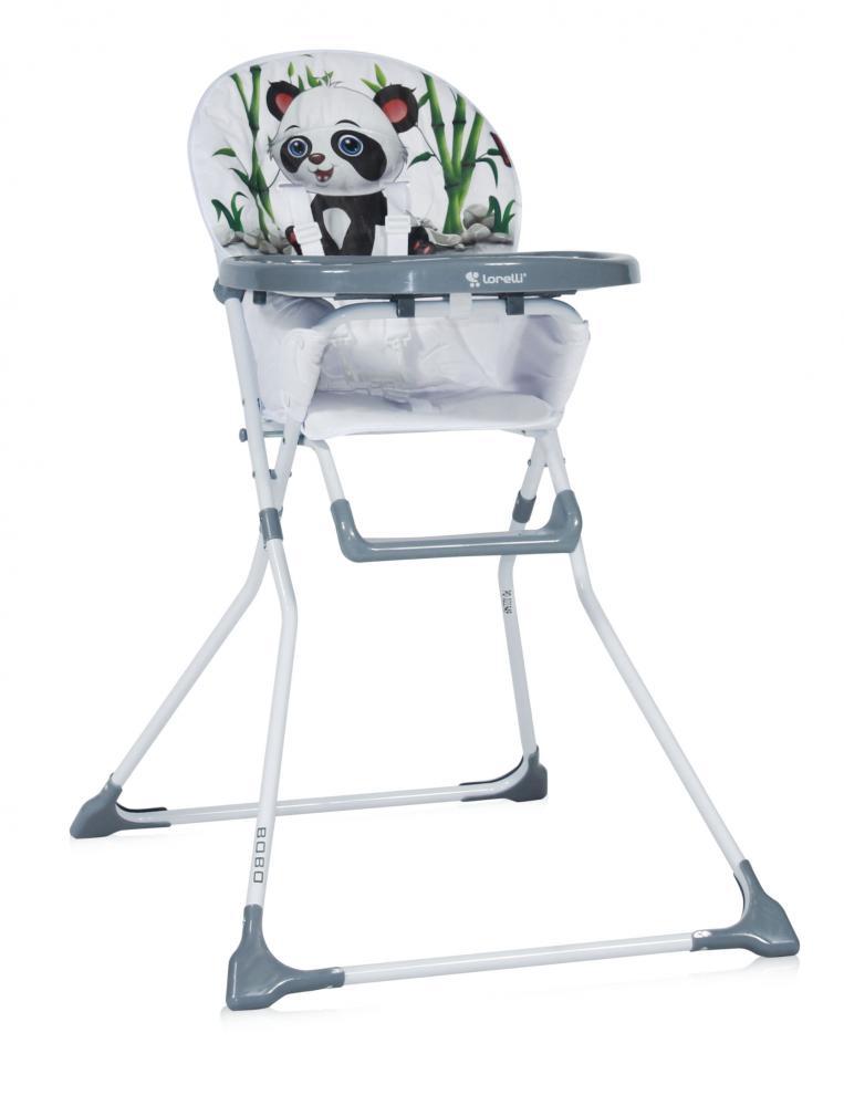 Scaun de masa Bobo fix Grey Panda