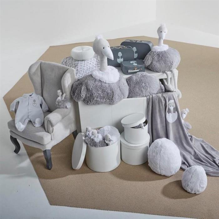 Set de 3 cutii pentru depozitare obiecte 20, 25, 30cm