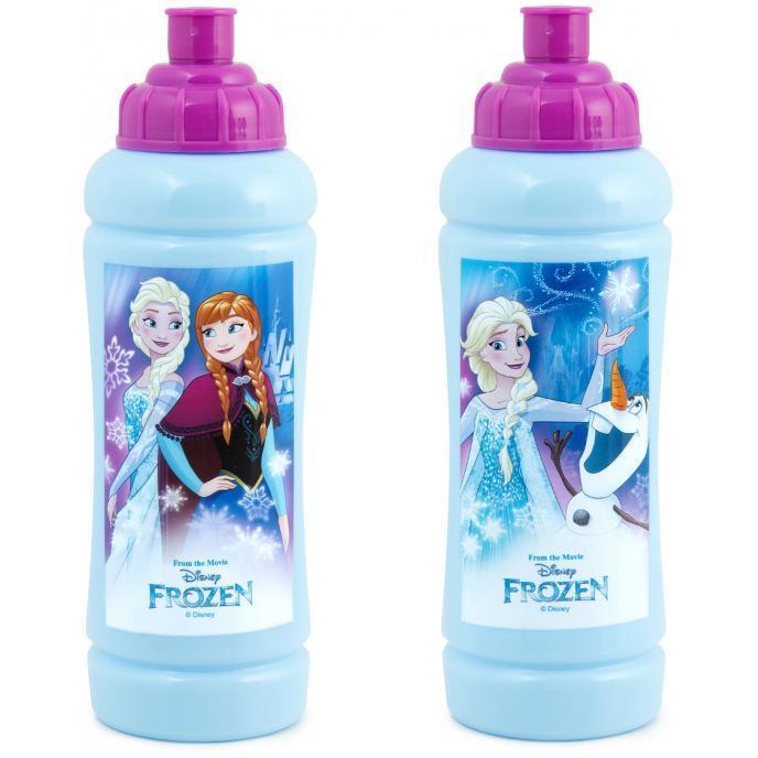 Sticla apa plastic Frozen Lulabi 8006500A