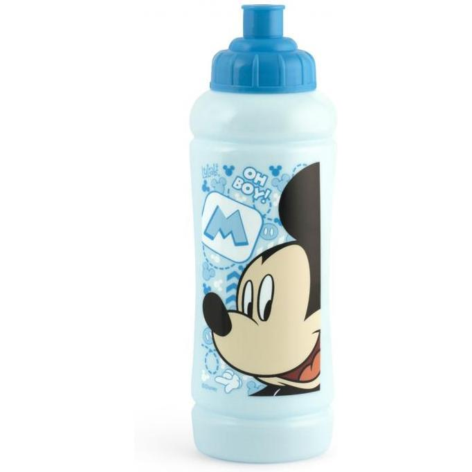 Sticla apa plastic Mickey Lulabi 8323200