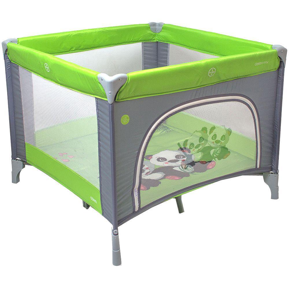 Tarc de joaca Coto Baby Conti Verde