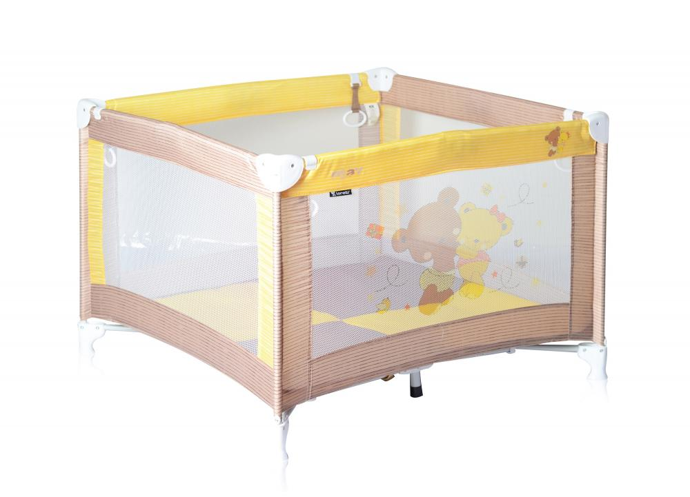 Tarc de joaca Play Beige Yellow Za Za