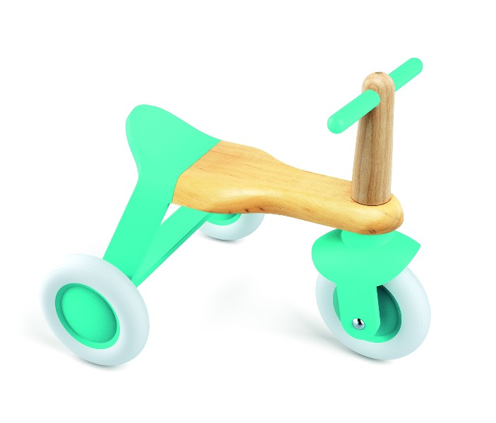Tricicleta fara pedale Ride-on Djeco