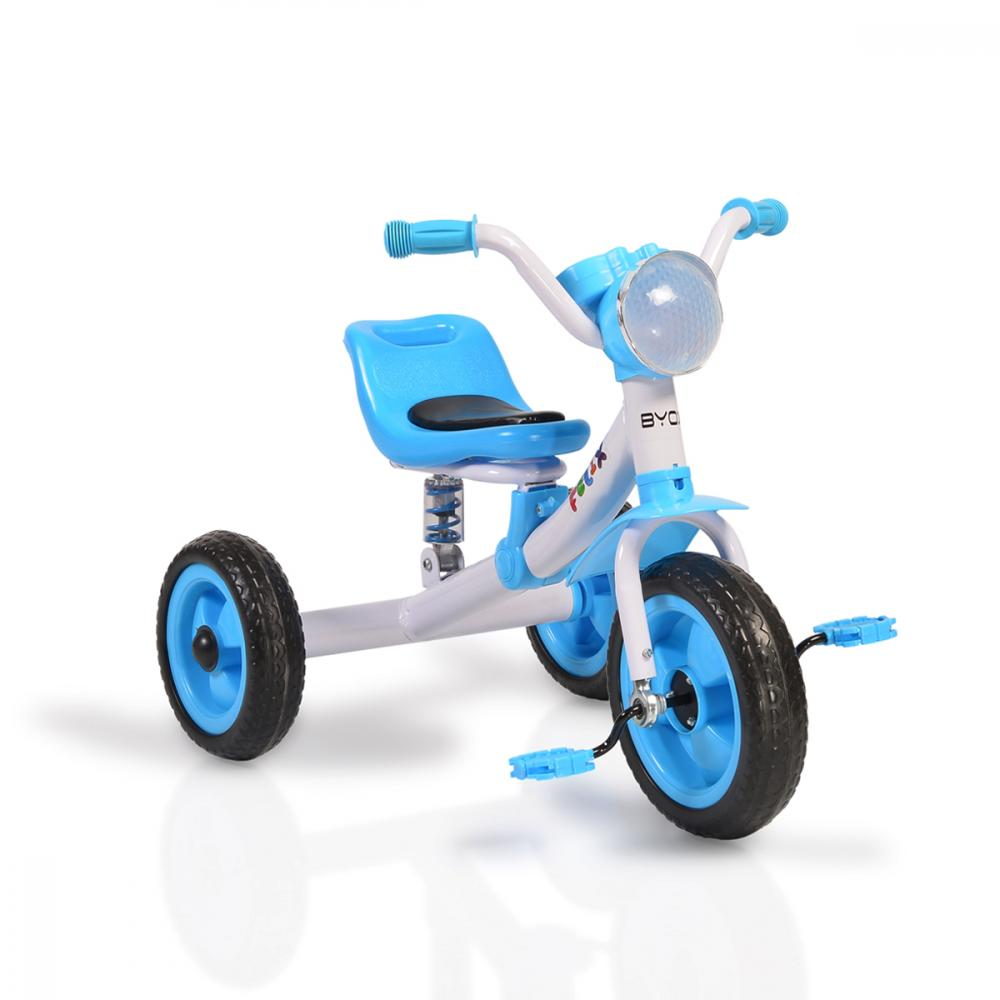 Tricicleta Cu Suspensii Felix Blue