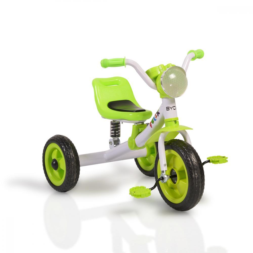 Tricicleta cu suspensii Felix Green