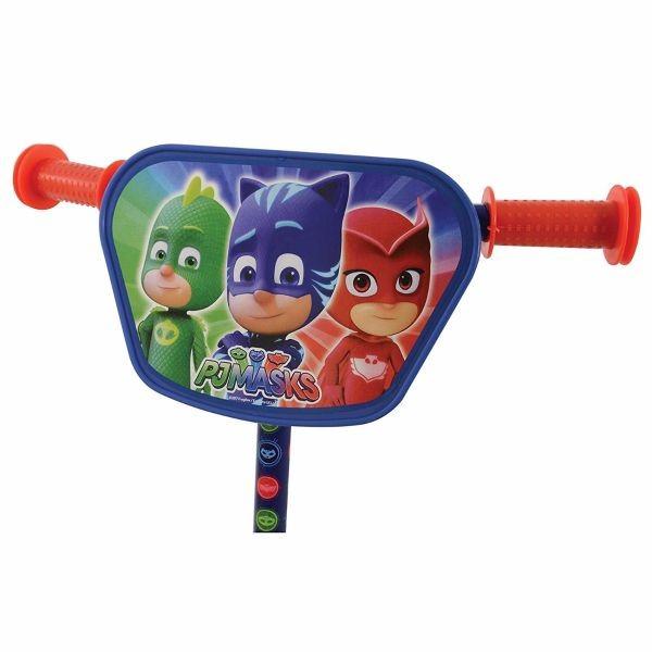 Trotineta MVS pentru copii cu 3 roti PJ Mask