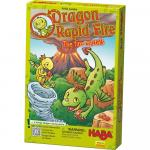 Joc distractiv cu zaruri Haba Dragonul Rapid Fire Cristalele de foc 3ani+