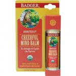 Balsam aromaterapie Cheerful Mind Badger 17 g