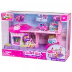 Cutie cars playset restaurant drive in