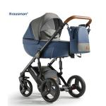 Carucior 3 in 1 Nexxo Dark Blue