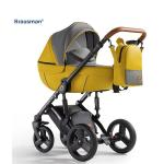 Carucior 3 in 1 Nexxo Yellow