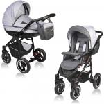 Carucior Crooner 2 in 1 Vessanti Gray