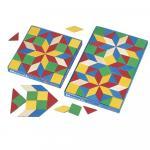 Cuburi mozaic Haba 44 piese 3ani+