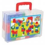 Geanta cu 18 cuburi mari de construit Master Blocks