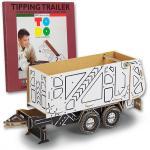 Joc creativ 3D Tipping Trailer