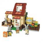 Joc de construit Unico Maximilian Families Rabbit 98 pcs. AH