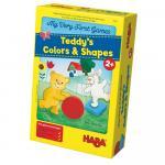 Joc educativ Haba Primul meu joc Lumea lui Teddy 2ani+