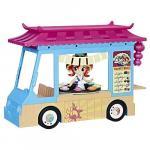 Camionul cu Sushi Equestria Girls