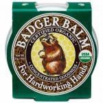 Mini balsam pentru maini crapate si muncite Badger 21 g