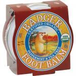 Mini balsam pentru picioare obosite calcaie crapate Foot Balm Badger, 21 g