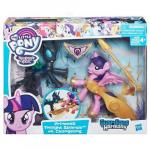 Twilight Sparkle si Changeling My Little Pony