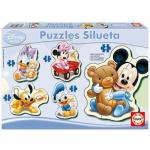 Puzzle Baby Mickey Mouse