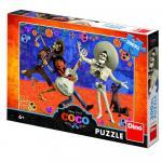 Puzzle XL - Coco: Visul devine realitate (300 piese)
