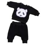 Set S09 panda 6-9 luni (68 cm)