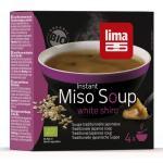 Supa Shiro Miso instant bio 4x15g