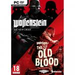 Joc Wolfenstein the new order & Wolfenstein the old blood pack PC