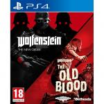 Joc Wolfenstein the new order & Wolfenstein the old blood pack PS4