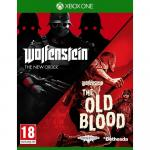 Joc Wolfenstein the new order & Wolfenstein  the old blood pack Xbox One