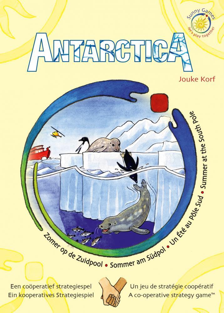 Joc Antarctica