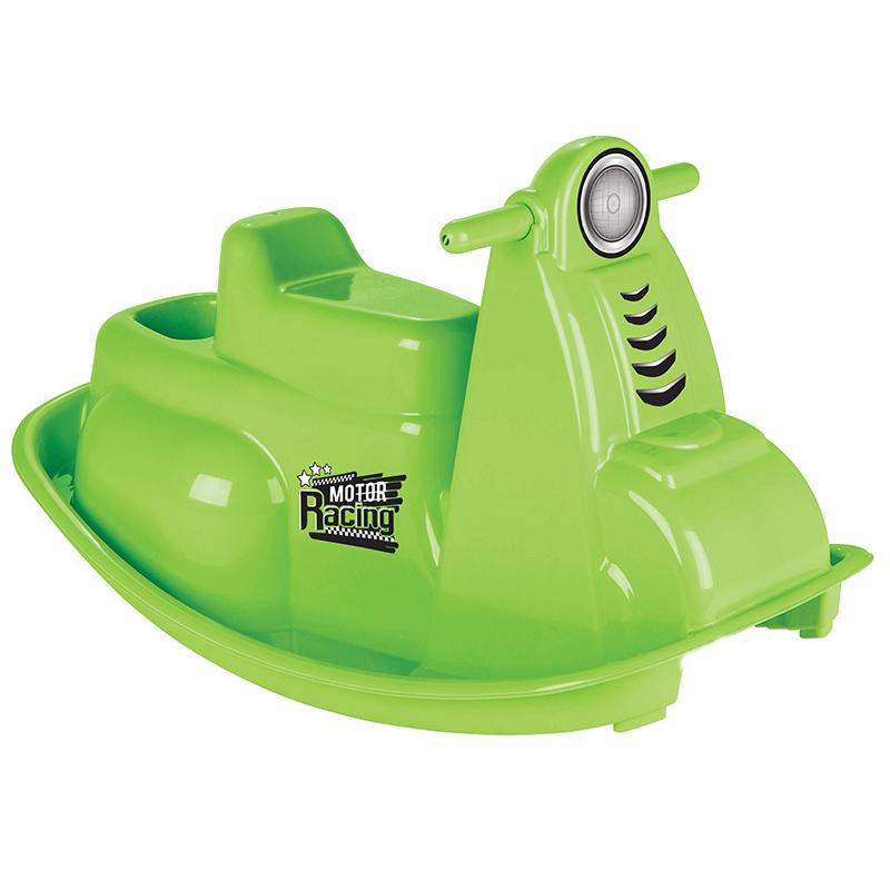 Balansoar pentru copii Rocking Moto Green imagine