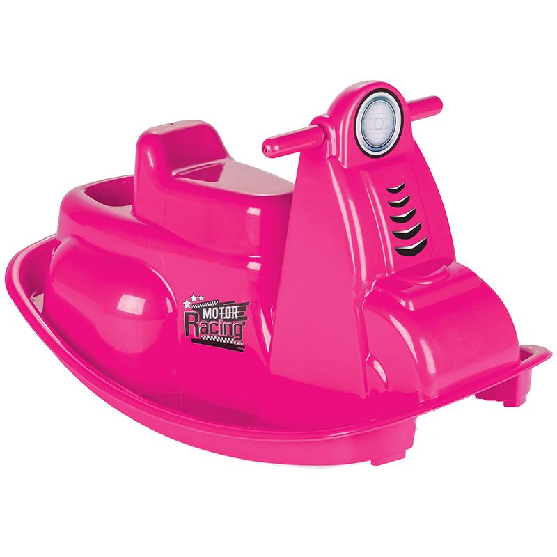 Balansoar pentru copii Rocking Moto Pink imagine