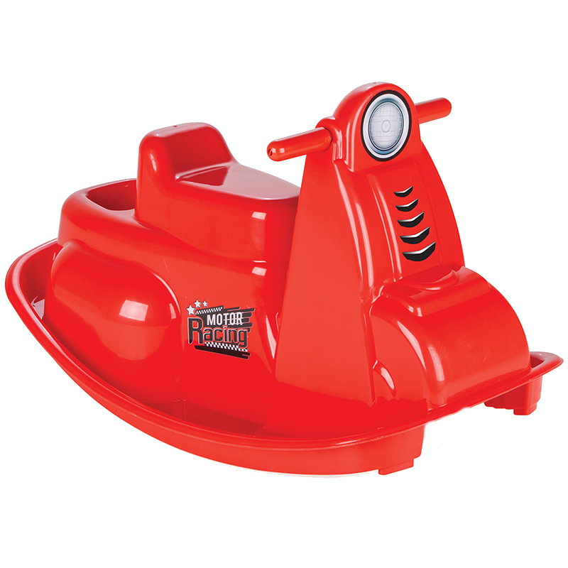 Balansoar pentru copii Rocking Moto Red