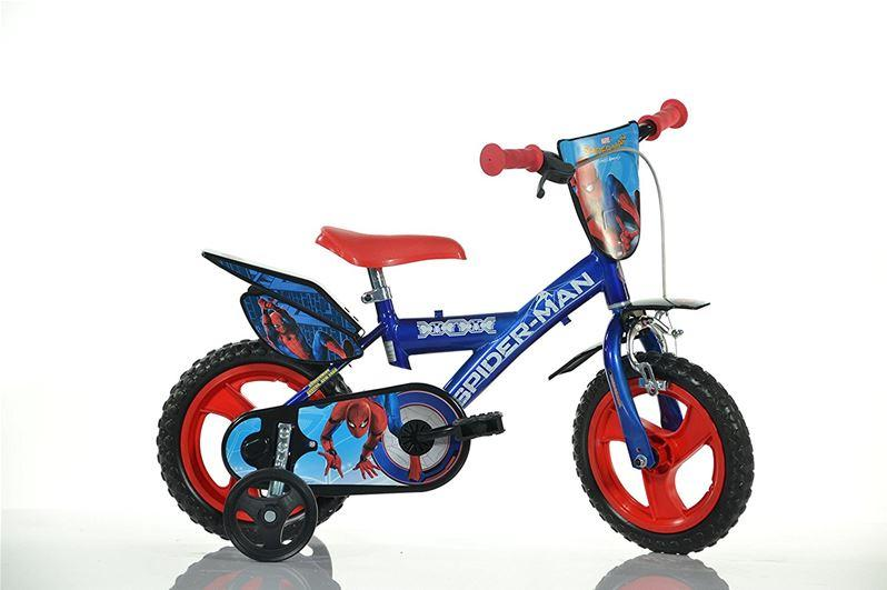 Bicicleta copii 12 SPIDERMAN HOME