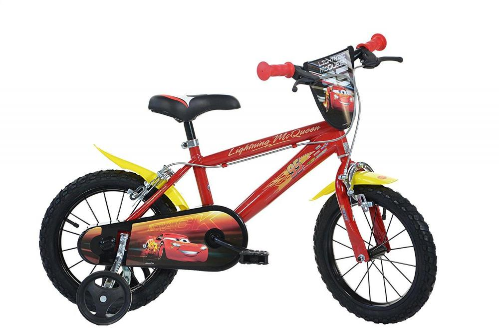 Bicicleta copii 14 CARS MOVIE