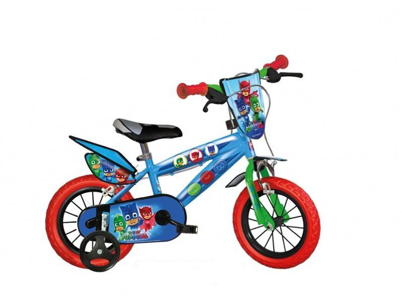Bicicleta copii 14 EROII IN PIJAMA