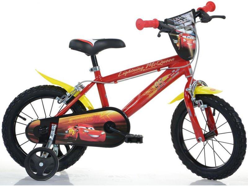 Bicicleta copii 16 Cars Dino Bikes