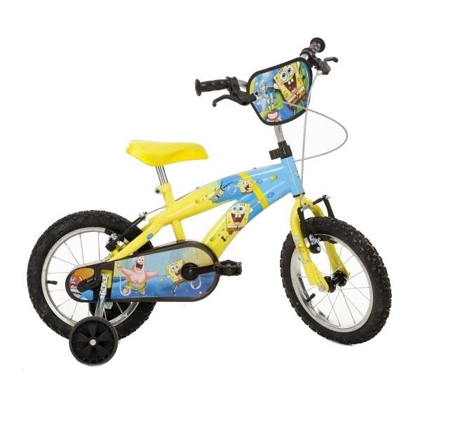 Bicicleta copii Spongebob diametru 16 inch