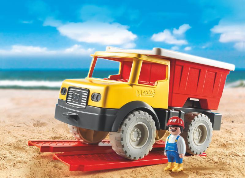 Camion nisip imagine