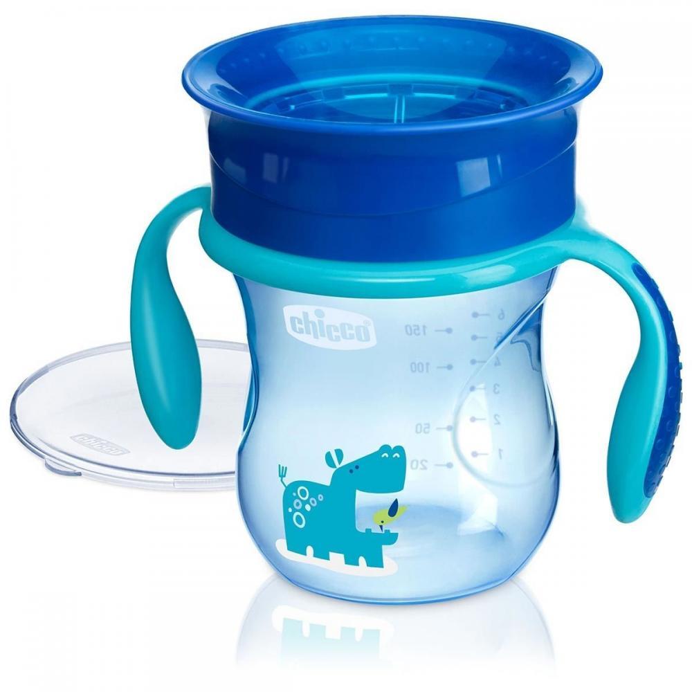 Canuta Chicco 360 Perfect Cup Boy 12luni+ imagine